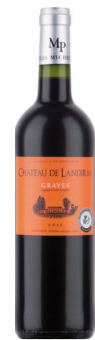 Víno Graves 2011 Chateau de Landiras