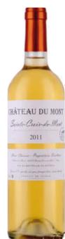 Víno bílé Sainte Croix du Mont Chateau du Mont