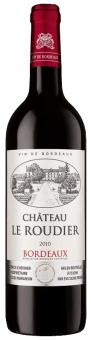 Víno Chateau Le Roudier Bordeaux