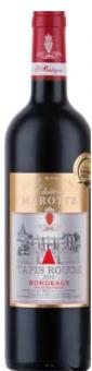 Víno Tapis Rouge Bordeaux Chateau Marotte