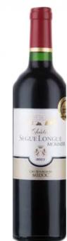 Víno Médoc 2011 Cru Bourgeois Chateau Segue Longue Monnier