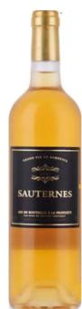 Víno bílé Bordeaux Chateau Suduiraut Sauternes