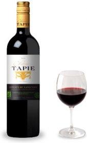 Víno červené Chateau Tapie