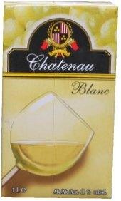 Víno Chatenau - krabicové
