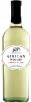 Víno Chenin Blanc African Winery