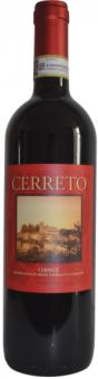 Víno Chianti Cerreto