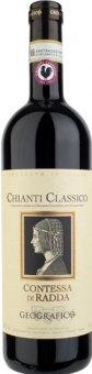 Víno Chianti Classico Contessa di Radda