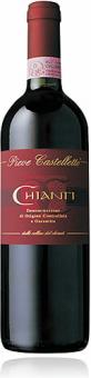 Víno Chianti Pieve Castelletto