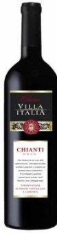 Víno Chianti Villa Italia