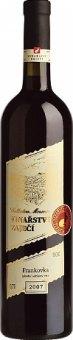 Víno Collecction Vinařství Zaječí