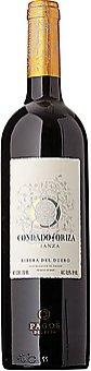 Vína Crianza Condado de Oriza
