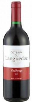Víno červené Coteaux du Languedoc