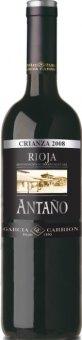 Víno Crianza Antano Garcia Carrion
