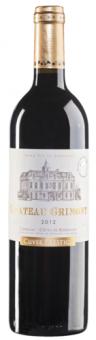 Víno Cuvée Prestige Chateau Grimont