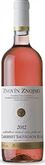 Víno Cuvee rose Znovín Znojmo