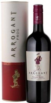 Víno Syrah - Viognier Cuvée Arrogant Frog - dárkové balení