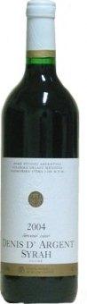 Víno Denis d'Argent Syrah Znovín Znojmo