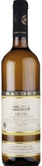 Víno Děvín Vinařství Baloun - pozdní sběr