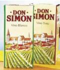 Víno stolní Don Simon
