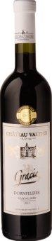 Víno Dornfelder Gracie Chateau Valtice - pozdní sběr