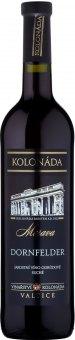 Víno Dornfelder Vinařství Kolonáda Valtice