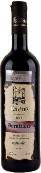 Víno Dornfelder Vinařství Lacina