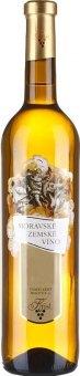 Víno Rulandské šedé Vinařství Krist Milotice - zemské