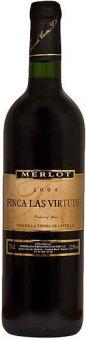 Víno Finca Las Virtudes
