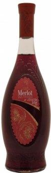 Víno Merlot Aurvin
