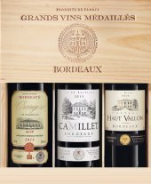 Víno francouzské Bordeaux - výběr