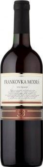 """Víno Frankovka ,,B"""" Budamont"""