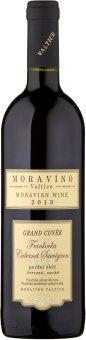 Víno Frankovka - Cabernet Sauvignon Grand Cuvée Moravíno Valtice - pozdní sběr