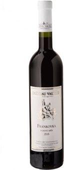 Víno Frankovka Chateau Valtice - přívlastková