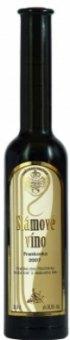 Víno Frankovka Chateau Valtice - slámové