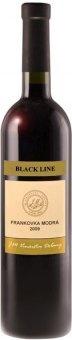 Víno Frankovka modrá Black Line JM Vinařství Dolany
