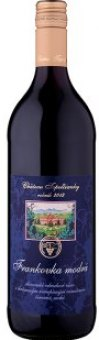 Víno Frankovka modrá Chateau Topolčianky