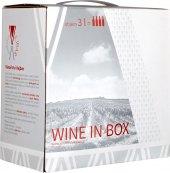Víno Frankovka modrá Wine in box Vinařství Vajbar - bag in box