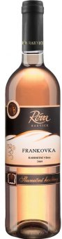 Víno Frankovka rosé Réva Rakvice - kabinetní