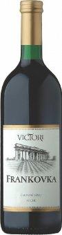 Víno Frankovka Victori Vinařství Valtice