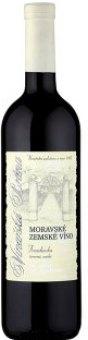 Víno Frankovka Vinařská Brána Vinařství Velké Pavlovice