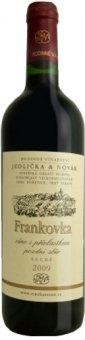 Víno Frankovka Vinařství Jedlička&Novák - pozdní sběr