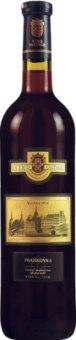 Víno Frankovka Vinařství Valtice