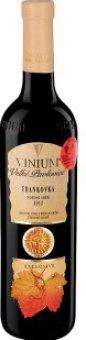 Víno Frankovka Vinium Exclusive Velké Pavlovice - přívlastkové