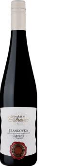 Víno Frankovka Vinařství Ostrovec
