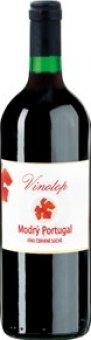Víno Frankovka Vinotop