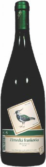 Víno Frankovka Zámecký Templářské sklepy