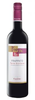 Víno Frappato Terre Siciliane Valuri