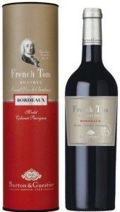 Víno French Tom Reserve Bordeaux B&G