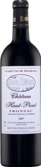Víno Fronsac Chateau Haut Picat