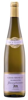 Víno Gewurztraminer Grand Cru Mambourg Alsace